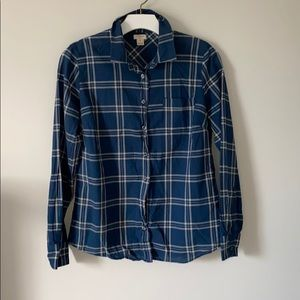 J Crew Medium Button Down